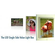 LED Frame for digital Graphics
