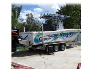 Boat Graphics Ocean Star