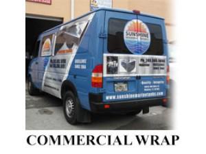 Commercial wrap