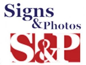 Signs & Photos