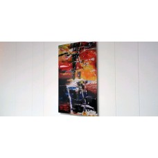 Acrylic Print, floating fixing (1/8 Thickness)